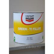Грунт-выранвиватель HS(светло-серый) GEEN TI FILLER 5:1 Light Grey 2,5л фото