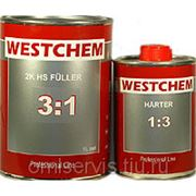 WESTCHEM FULLER 3+1 Грунт серый (0,75+0,25л) фото