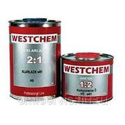 WESTCHEM W006/02/K-2 KLARLAK 2K (2+1) HS 02 (1+0.5л) фото