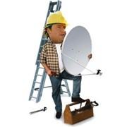 Продажа спутникового оборудования, установка, настройка, ремонт фото