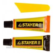 Клей STAYER эпоксидный, в тюбиках, на блистере, 6 мл + 6 мл