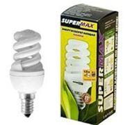 Лампа энергосберегающая 220v 9W на цоколе E14