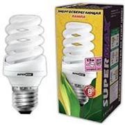 Лампа энергосберегающая 220v 15W фото