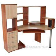 Компьютерные столы на заказ фото