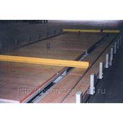 Стол монтажный для изготовления деревянных панелей и ферм Schmidler ( Германия) фото