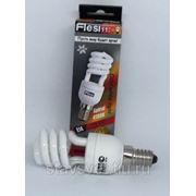 Лампа Flesi спираль 11W Micro Full Plus Е14 4100К 98*32