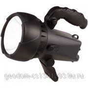 Camelion фонарь 2701C Карбон., аккум., 1W LED, Luxeon. подзар. 220В/12В (1/8) фото