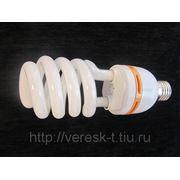 Энергосберегающая лампа 25Вт, 12В. Спираль. фото