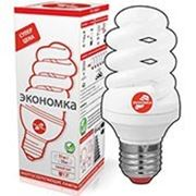 Лампа энергосберегающая 220v 11W фото