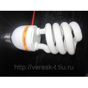 Энергосберегающая лампа 20Вт, 12В. Спираль. фото