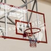 Щит баскетбольный игровой оргстекло фото