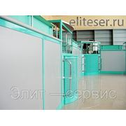 Оборудование торгового зала аптеки закрытой выкладки фото