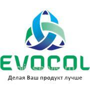ПВА дисперсионный клей для кашировки EVOCOL L13 фото