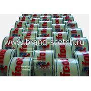 Скотч с логотипом (фирменный скотч) в г. Уфа фото