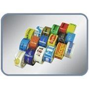 Скотч с логотипом заказчика (3 цвет печати) фото