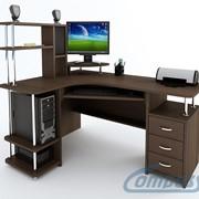 Стол компьютерный С224 Столы компьютерные от Мебельной Фабрики КОМПАСС фото