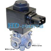 Эл.магн.клапан моторного тормоза Volvo 8143015; 8158342; 1589338; (HD116364) фото