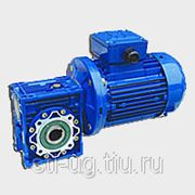 Мотор-редуктор NMRV075-MS80/0.75кВт фото