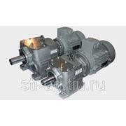 Мотор-редуктор соосно-цилиндрический MTC 33A -MS63/0.18кВт фото
