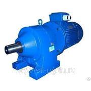 Мотор-редуктор соосно-цилиндрический MTC 53A -MS112/4кВт фото