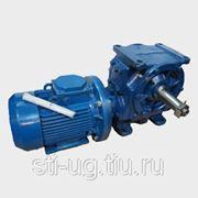 Мотор-редуктор цилиндро-червячный PCRV 080/090 фото