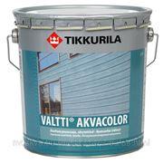 Тиккурила Тиккурила Валтти Акваколор лессирующий антисептик (9 л) фото