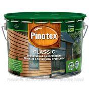 Древозащитное средство, Пинотекс Классик, Pinotex Classic, 1 л, калужница фото