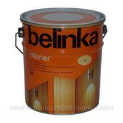 Антисептик, Белинка интерьер, Belinka interier, 0.75 л, ориентально-оранжевая фото
