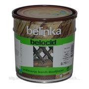 Антисептик для лечения пораженной древесины, Белинка Белоцид, Belinka Belocid, 2.5 л, бесцветная фото