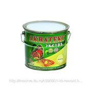 Защитное текстурное покрытие для древесины, Акватекс Экстра, 0.8 л, зеленый фото