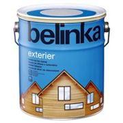 ЭКСТЕРЬЕР БЕЛИНКА (BELINKA EXTERIER), 10л. Краска антисептик для наружных работ по дереву фото