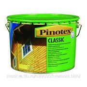 Древозащитное средство, Пинотекс Классик, Pinotex Classic, 2.7 л, калужница фото