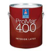 ProMar® 400 Interior Latex (Sherwin-Williams®, США) - интерьерная тиксотропная латексная краска. фото