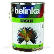 Антисептик, Белинка лазурь, Belinka lasur, 2.5 л, орех фото