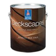 DeckScapes® Exterior Oil Semi-Transparent Stain - масляная полупрозрачная фасадная пропитка фото