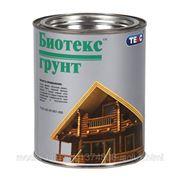 "Антисептик ""Биотекс грунт"" бесцветный 1 л фото"