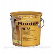 Древозащитное средство, Пинотекс Ультра, Pinotex Ultra, 2.7 л, рябина фото