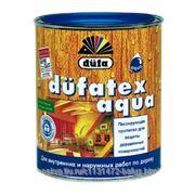 Dufa Dufa Dufatex Aqua Antiseptic антисептик (10 л) махагон фото