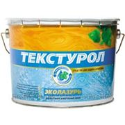 Лакра Текстурол Эколазурь лазурь (1 л) орех фото
