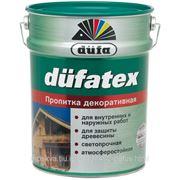 Dufa Dufa Dufatex антисептик (10 л) палисандр фото