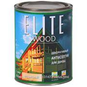 Текс Текс Elite Wood антисептик (1 л) белый