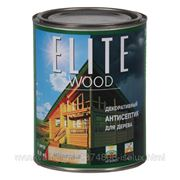 "Антисептик ТЕКС ""Elite Wood"" махагон 1 л фото"