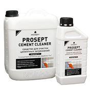PROSEPT CEMENT CLEANER – Средство очистки цементных и других загрязнений объем 1 литр. фото