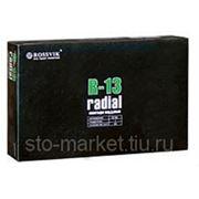 Кордовый пластырь R-13 (1 слой корда) коробка-20 шт. размер-75х90мм, Россвик фото