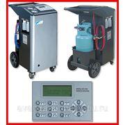 Автоматическая установка обслуживания систем кондиционирования автомобилей фото