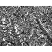 Титановая стружка фото