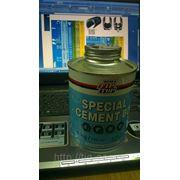 Спец.цемент синий мет.банка 1000 гр. фото