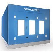 Окрасочно сушильная камера NORDBERG STANDART(без основания)) фото
