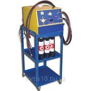 Установка для очистки и диагностики топливных систем впрыска SMC-2001 ED фото