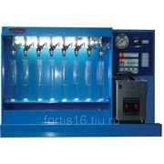 Установка для промывки и диагностики форсунок с ультразвуковой ванной SMC-3003 фото